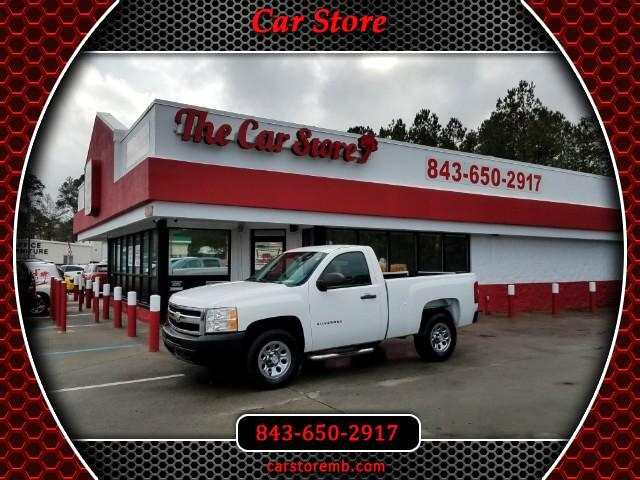 2011 Chevrolet Silverado 1500 Work Truck 2WD
