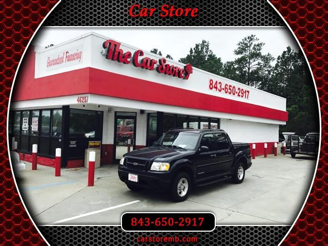 2002 Ford Explorer Sport Trac 2WD Value - 100A