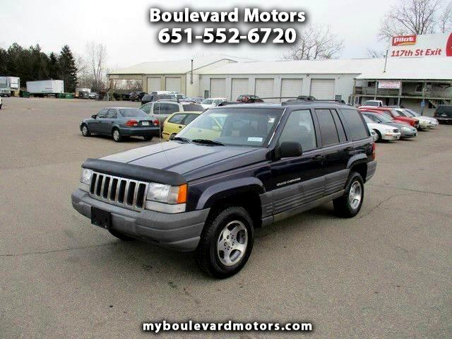 1998 Jeep Cherokee Laredo 4WD