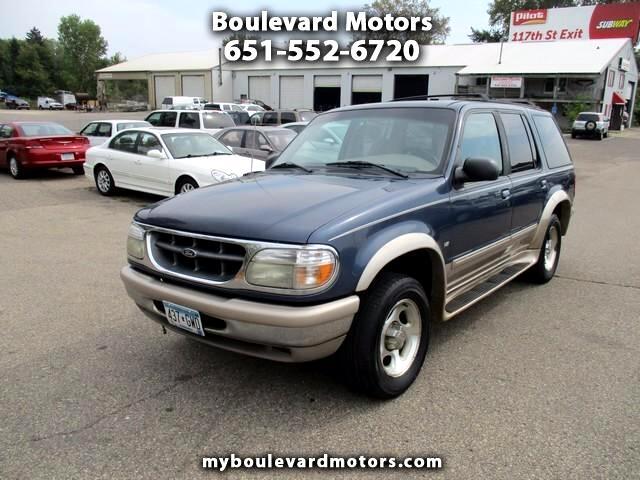 1998 Ford Explorer Eddie Bauer 4-Door AWD