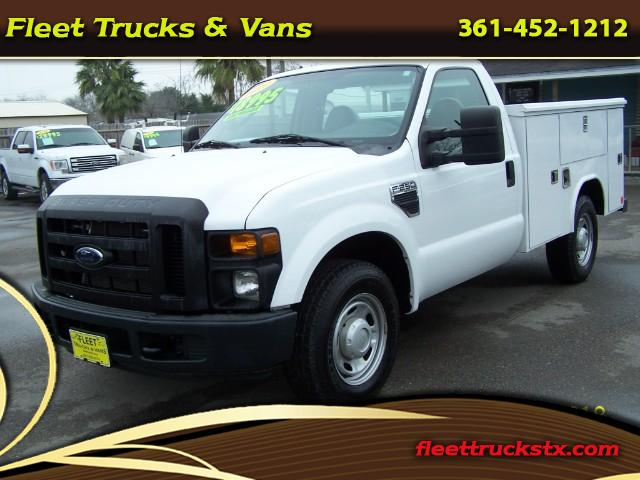 2010 Ford F-250 SD SERVICE BODY