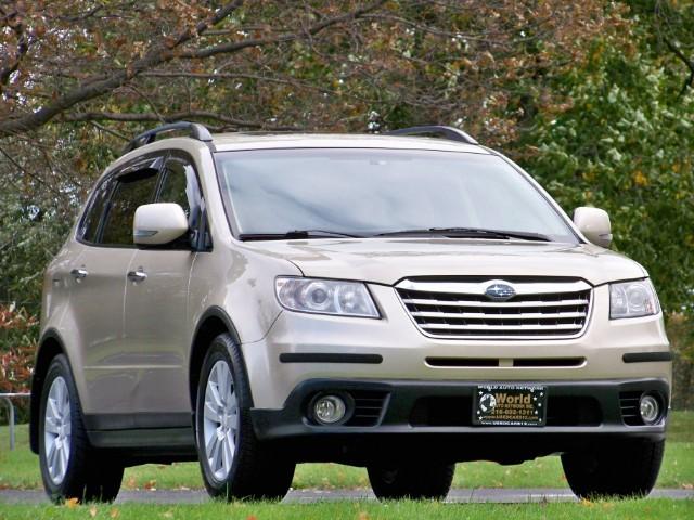 2008 Subaru Tribeca Limited. 4WD. GPS Navigation. Heated Leather Seats