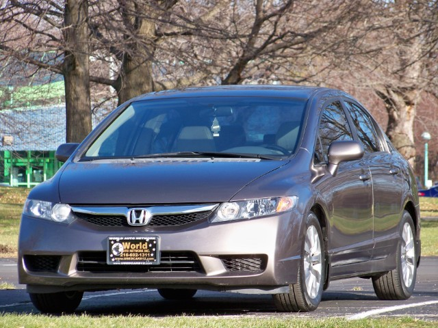 2009 Honda Civic EX-L Sedan 5-Speed AT