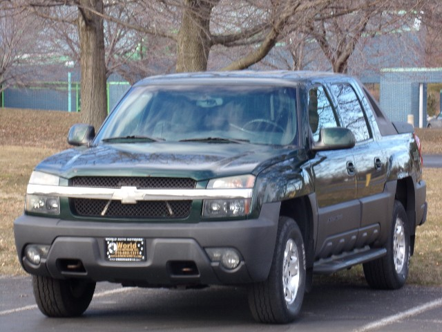 2003 Chevrolet Avalanche 1500 4WD