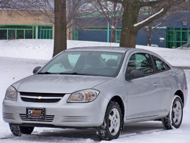 2008 Chevrolet Cobalt LS Coupe. 1-Owner vehicle. Low Mileage 100K. WELL