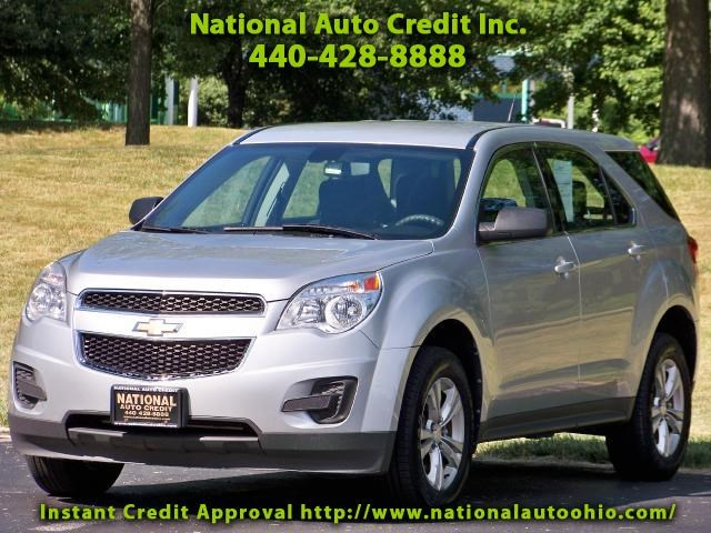 2010 Chevrolet Equinox LS. Fully Loaded. Well Maintained. Going Fast