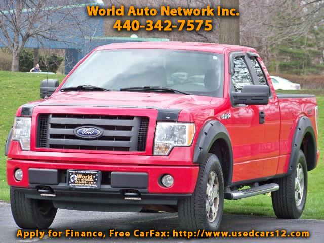2010 Ford F-150 STX SuperCab Flareside 4WD