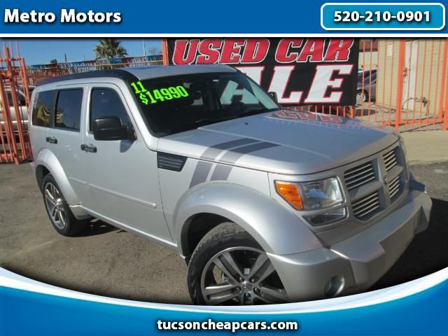 2011 Dodge Nitro Shock 2WD