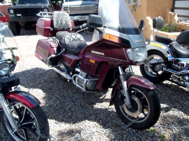 Used 1985 honda gl1200 for sale in grand junction co 81501 for Grand junction honda