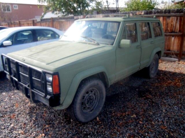1986 AMC Wagoneer Base
