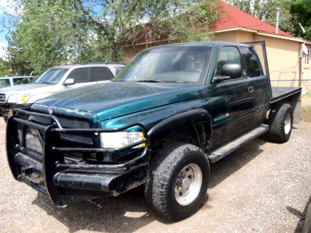 1998 Dodge Ram 2500 Quad Cab 6.5-ft. Bed 4WD