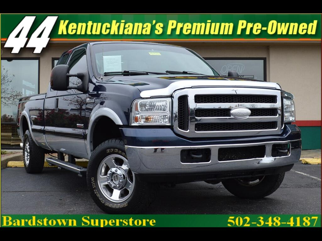 2005 Ford F-250 SD FX4 SuperCab Long Bed 4WD