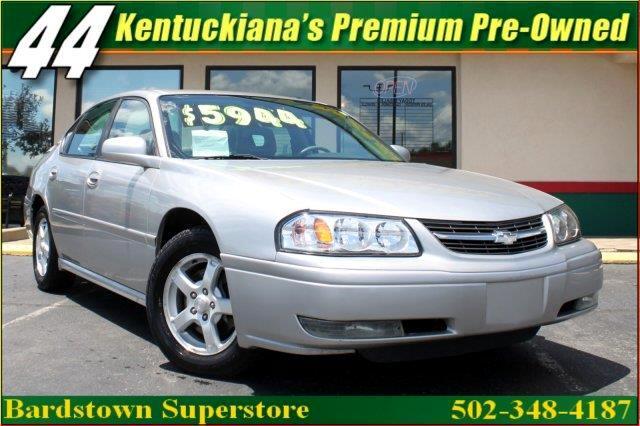 2005 Chevrolet Impala LS