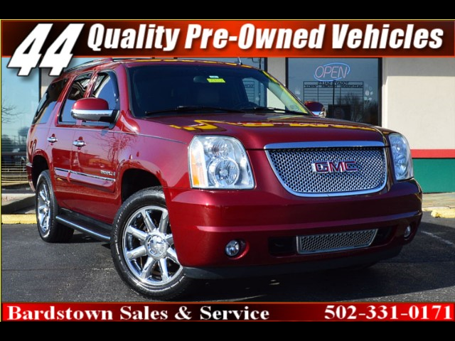 used 2008 gmc yukon denali awd for sale in bardstown ky 40004 44 auto mart bardstown frost. Black Bedroom Furniture Sets. Home Design Ideas