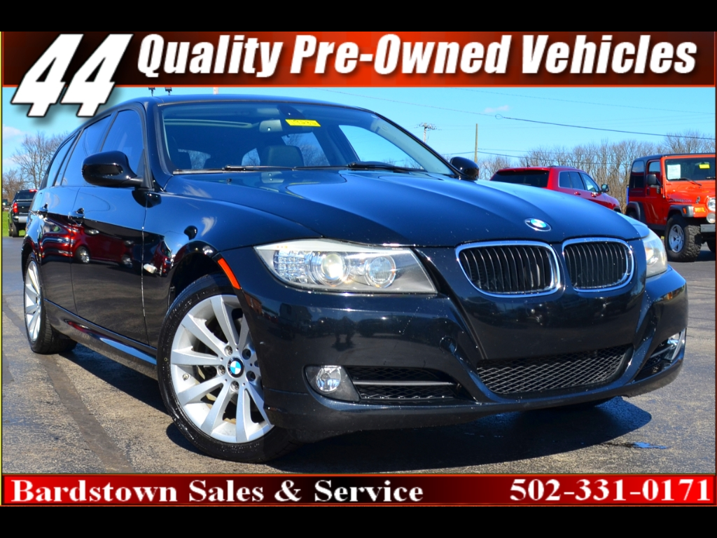 2011 BMW 3-Series Sport Wagon 328i