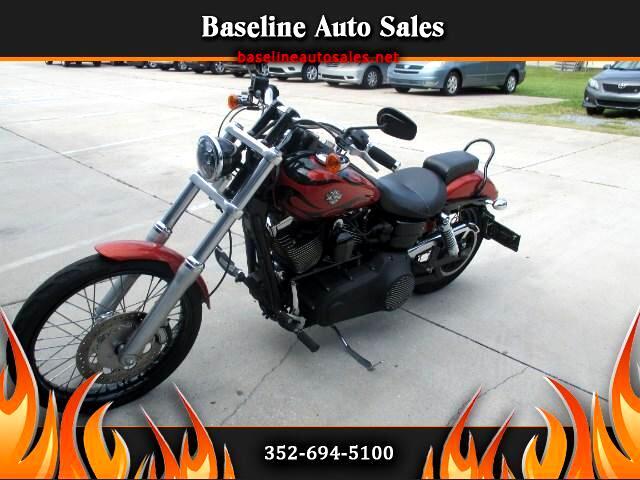 2011 Harley-Davidson FXDWG WIDE GLIDE