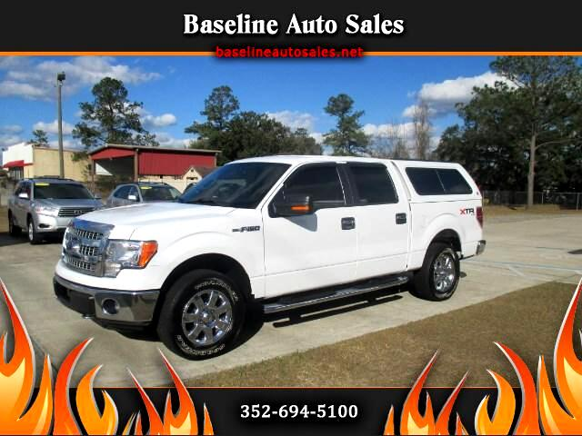 2014 Ford F-150 XTR SuperCrew 5.5-ft Bed 4WD