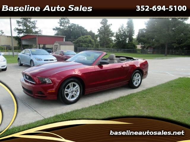 buy here pay here 2014 ford mustang for sale in ocala fl 34480 baseline auto sales. Black Bedroom Furniture Sets. Home Design Ideas