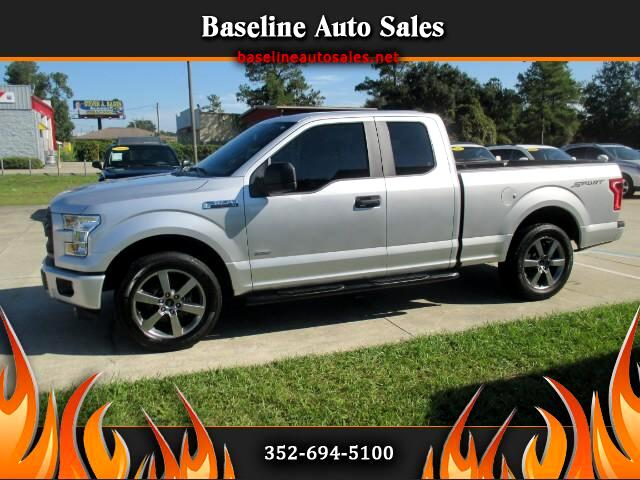 2015 Ford F-150 Sport SuperCab 6.5-ft. Bed 2WD
