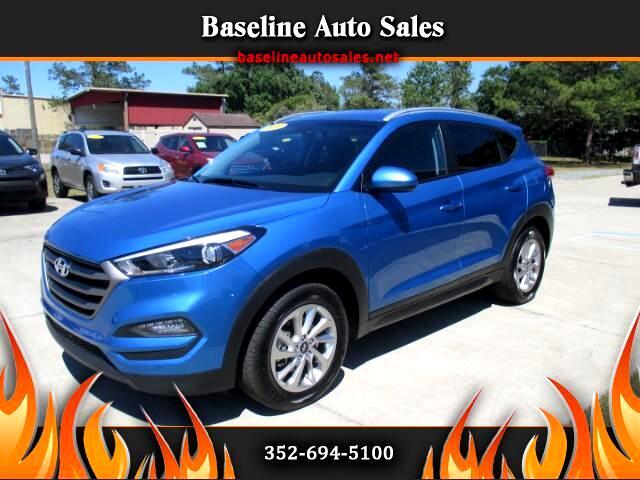 2016 Hyundai Tucson SE w/Preferred Package