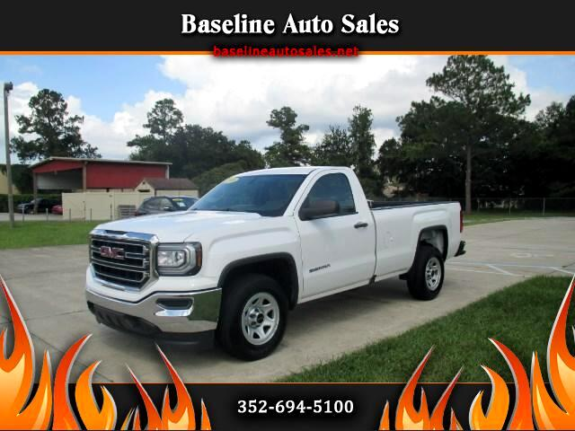 2016 GMC Sierra 1500 Base Long Box 2WD