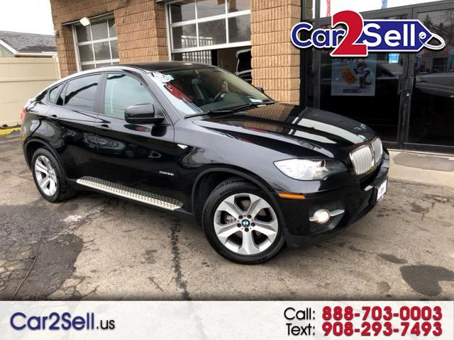 2012 BMW X6 AWD 4dr xDrive35i