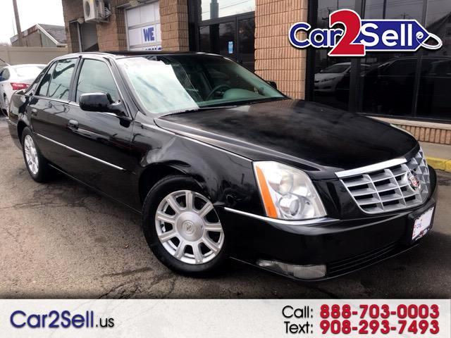 2010 Cadillac DTS 4dr Sdn w/1SA
