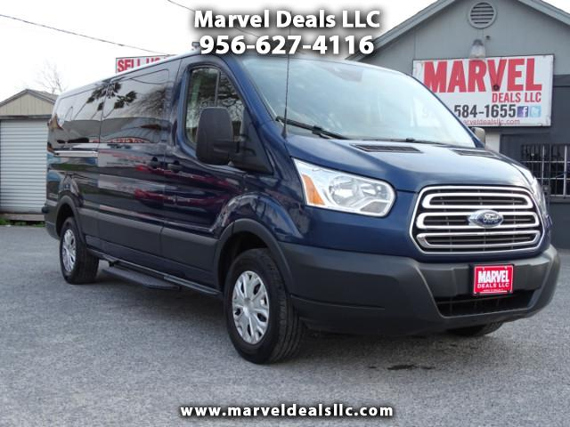 2015 Ford Transit 350 Wagon HD High Roof XLT Dual Slide. 148 WB EL