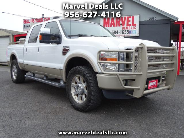 2010 Ford F250 KING RANCH SPUER DUTY FX-4
