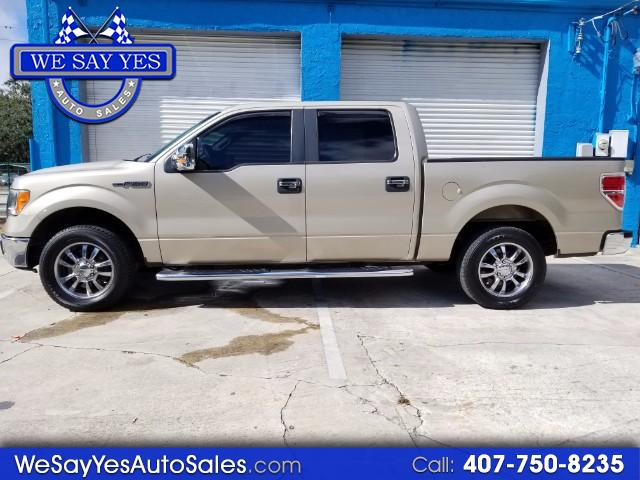 2010 Ford F-150 XLT SuperCrew 6.5-ft. Bed 2WD
