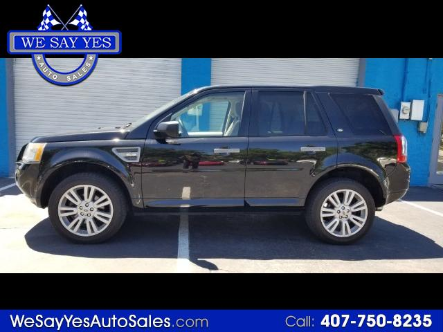 2010 Land Rover LR2 HSE with Tech Package