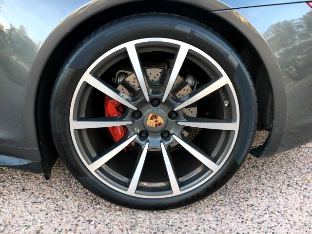2014 Porsche 911 2dr Cabriolet Carrera 4S