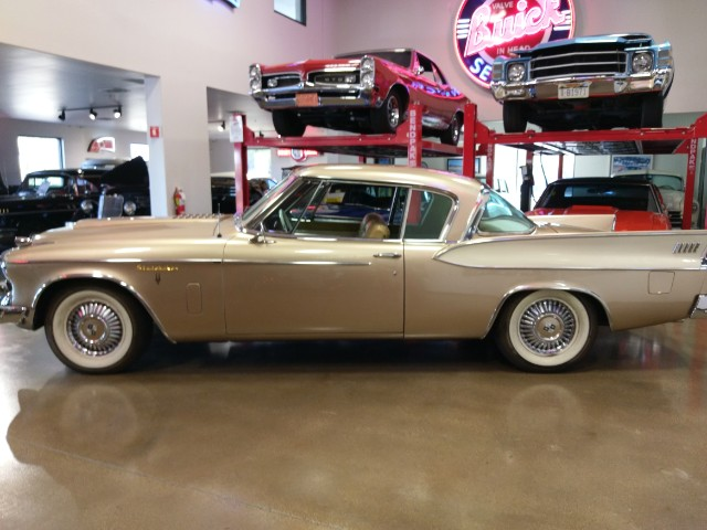 1957 Studebaker Golden Hawk Supercharged