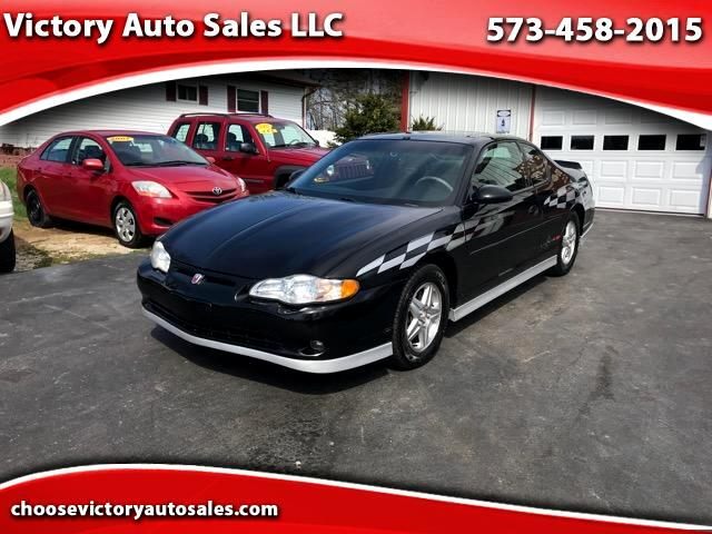 2001 Chevrolet Monte Carlo SS Supercharged