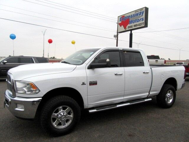 2010 RAM 2500 Power Wagon Crew Cab 4WD