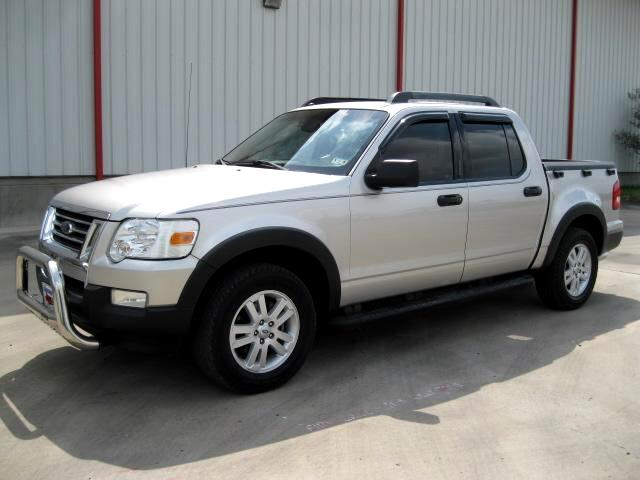 2008 Ford Explorer Sport Trac Xlt 4 0l 2wd