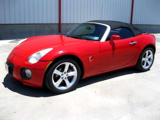 Used 2008 Pontiac Solstice For Sale In Weslaco Tx 78596