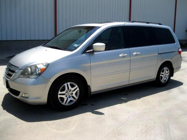 Used 2007 Honda Odyssey For Sale In Weslaco Tx 78596