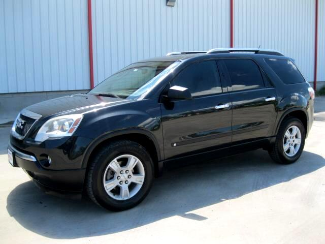 used 2009 gmc acadia for sale in weslaco tx 78596 expressway motors. Black Bedroom Furniture Sets. Home Design Ideas
