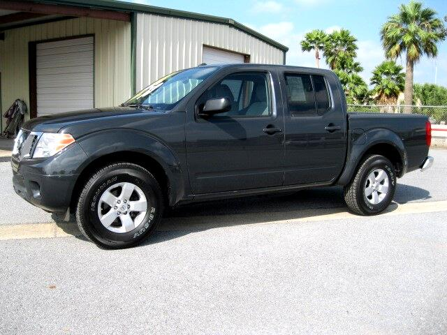 2013 Nissan Frontier S Crew Cab 2WD
