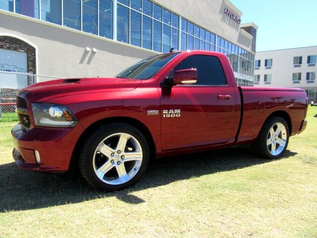 2013 RAM 1500 SPORT SWB 2WD