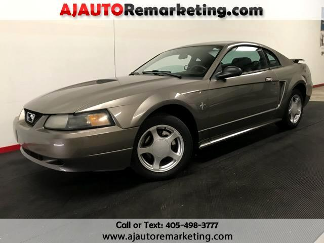 2002 Ford Mustang V6 Coupe