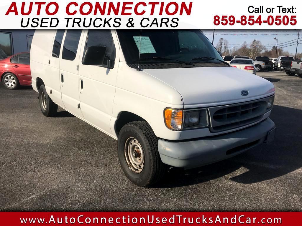 1998 Ford Econoline Cargo Van E-150