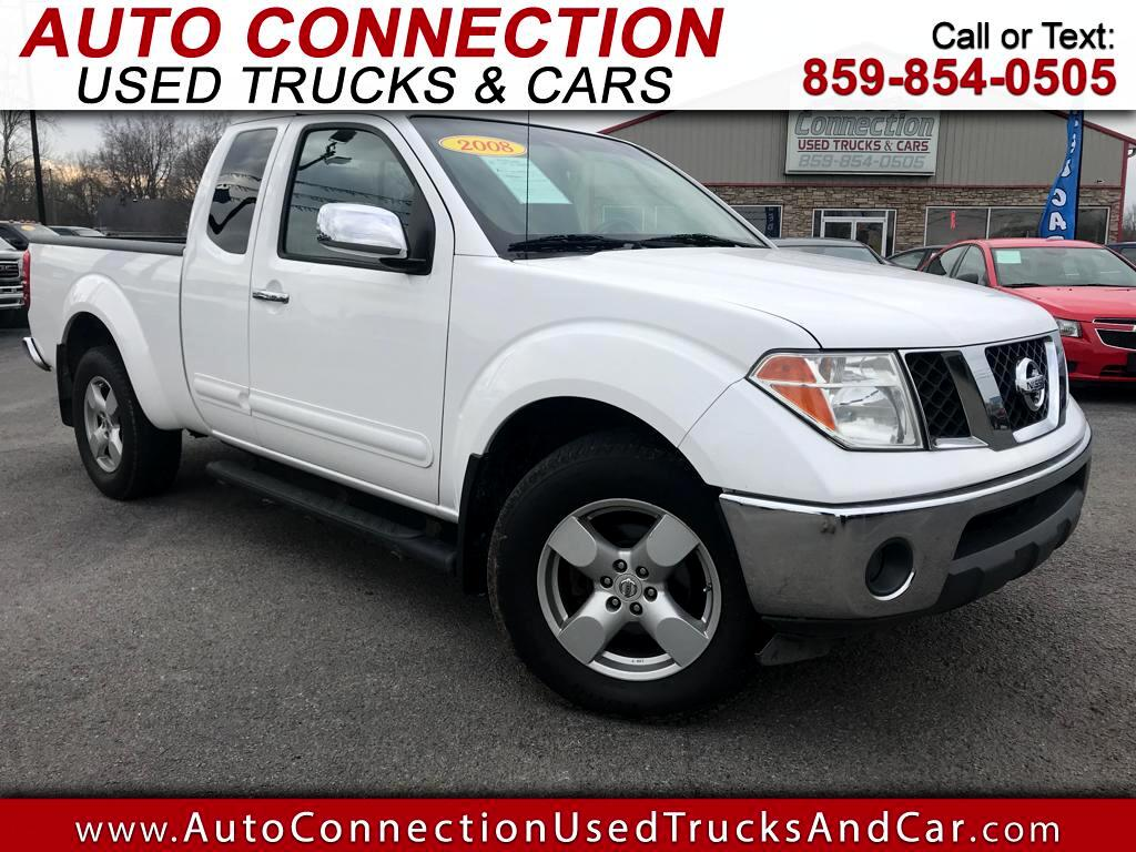 2008 Nissan Frontier 4WD King Cab Auto LE