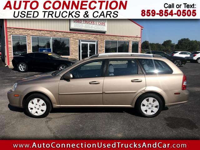 2006 Suzuki Forenza Wagon Base