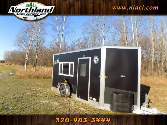 2018 Yetti Fish House ANGLER EDITION A614-DRK 6X14'