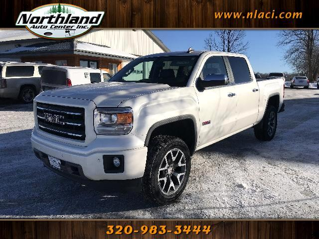2015 GMC Sierra 1500 ALL TERRIAN CREW CAB SHORT BOX 4WD