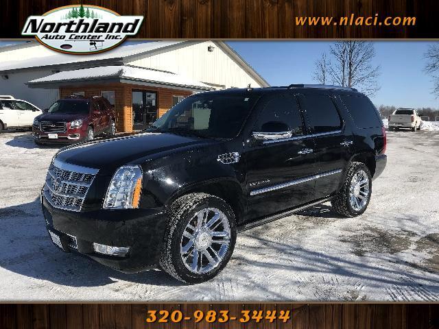 2012 Cadillac Escalade AWD Platinum