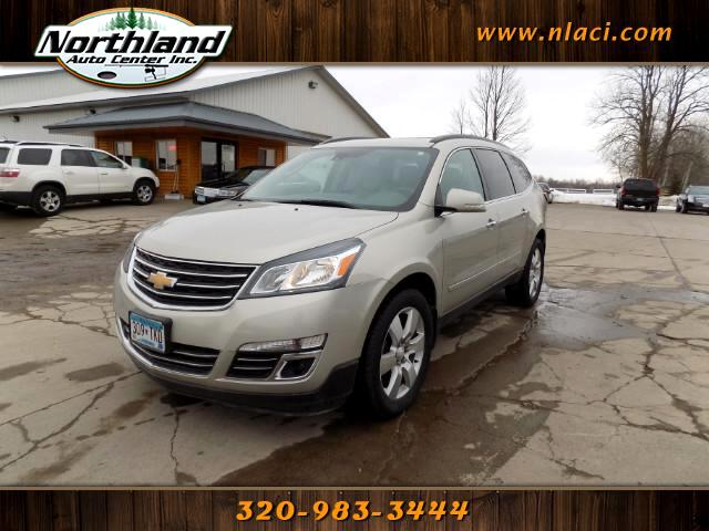 2014 Chevrolet Traverse LTZ AWD