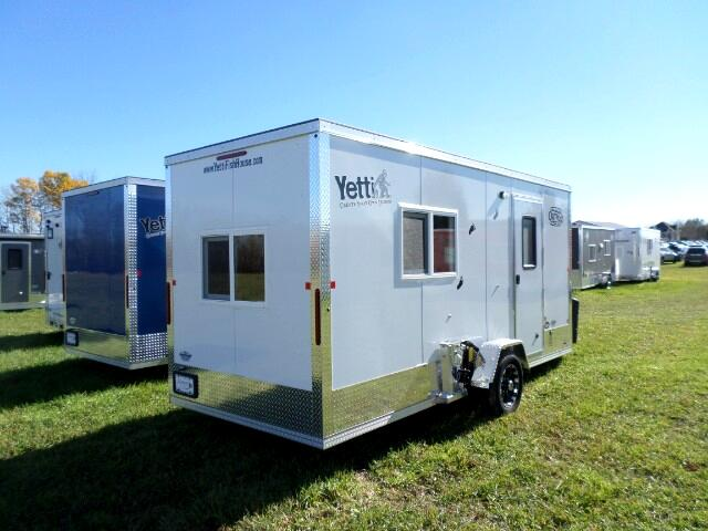 New 2017 yetti fish house 6 5x16 outpost for sale in for Yetti fish houses